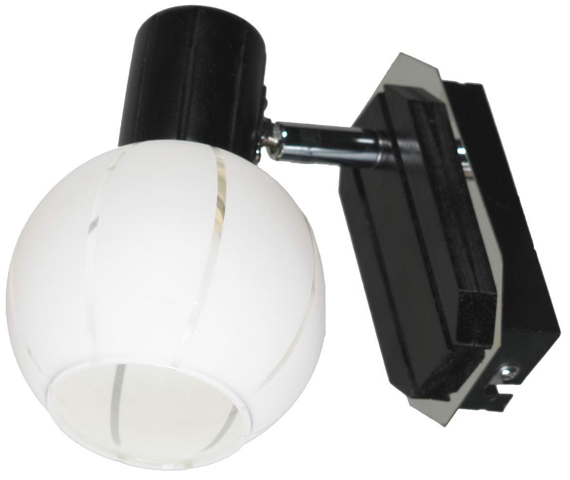 Светильник настенный LSL-8901-01 MARALSL-8901-01Люстрон - интернет магазин освещения, в котором вы можете купить спот LSL-8901-01 серии Mara от итальянской фабрики Lussole. Споты в стиле модерн создают теплую, простую и уютную обстановку, отлично впишутся в дизайн спальни. Металлическое основание цвета хрома, материал плафона из стекла. Точечный светильник с максимальной мощностью 80W осветит жилое пространство, площадью не более 4 кв.м.
