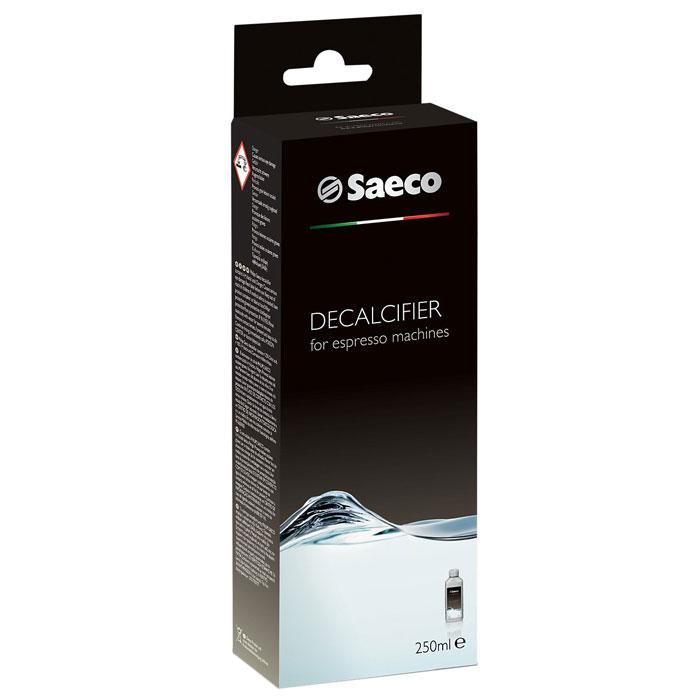 Philips Saeco CA6700/00 средство от накипиCA6700/00Специальное средство Philips CA6700/00 для очистки эспрессо-кофемашины Saeco от накипи. Регулярная очистка эспрессо-кофемашины от накипи необходима для ее оптимальной работы. Это специальное средство для очистки эспрессо-кофемашины удаляет накипь и предотвращает появление коррозии, защищая прибор и продлевая срок его службы.Регулярная очистка от накипи поможет сохранить хороший вкус кофе: Регулярная очистка от накипи помогает дольше сохранить эффективность эспрессо-кофемашины и обеспечивает превосходный вкус и аромат кофе. Для тщательной и бережной очистки от накипи: Эксклюзивная формула средства для очистки от накипи эспрессо-кофемашин Philips Saeco гарантирует тщательную очистку и бережное обращение с хрупкими внутренними деталями устройства. Превосходное удаление накипи с нагревательных элементов: Средство для очистки от накипи Philips Saeco идеально промывает все нагревательные элементы эспрессо-кофемашины. Защищает систему от накопления известкового налета: В воде, которая проходит через машину, всегда содержится известковый осадок. Это специальное средство для очистки от накипи помогает защитить прибор от образования известкового осадка, который ухудшает вкус и аромат кофе. Это эффективный, безопасный и простой способ очистки. Для качественной очистки применяйте средство от накипи по мере необходимости или после приготовления 250 чашек кофе (в зависимости от жесткости воды). Совершенствуется более 25 лет: Протестировано и одобрено компанией Saeco, изобретателем полностью автоматических эспрессо-кофемашин. Регулярная очистка от накипи продляет срок службы прибора и улучшает вкус кофе: Увеличьте срок службы и используйте весь потенциал своей эспрессо-кофемашины.Оптимальная формула для простоты очистки: К специальному средству для очистки эспрессо-кофемашин Saeco от накипи прилагаются простые инструкции по использованию, которые помогут быстро и эффективно удалить накипь.