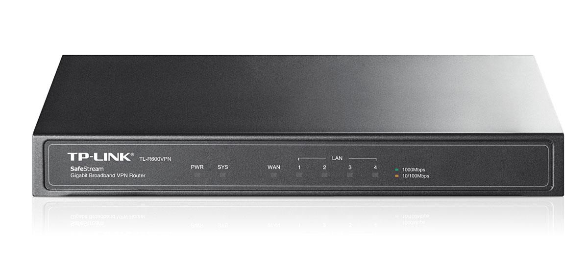 TP-Link TL-R600VPN SafeStream маршрутизатор