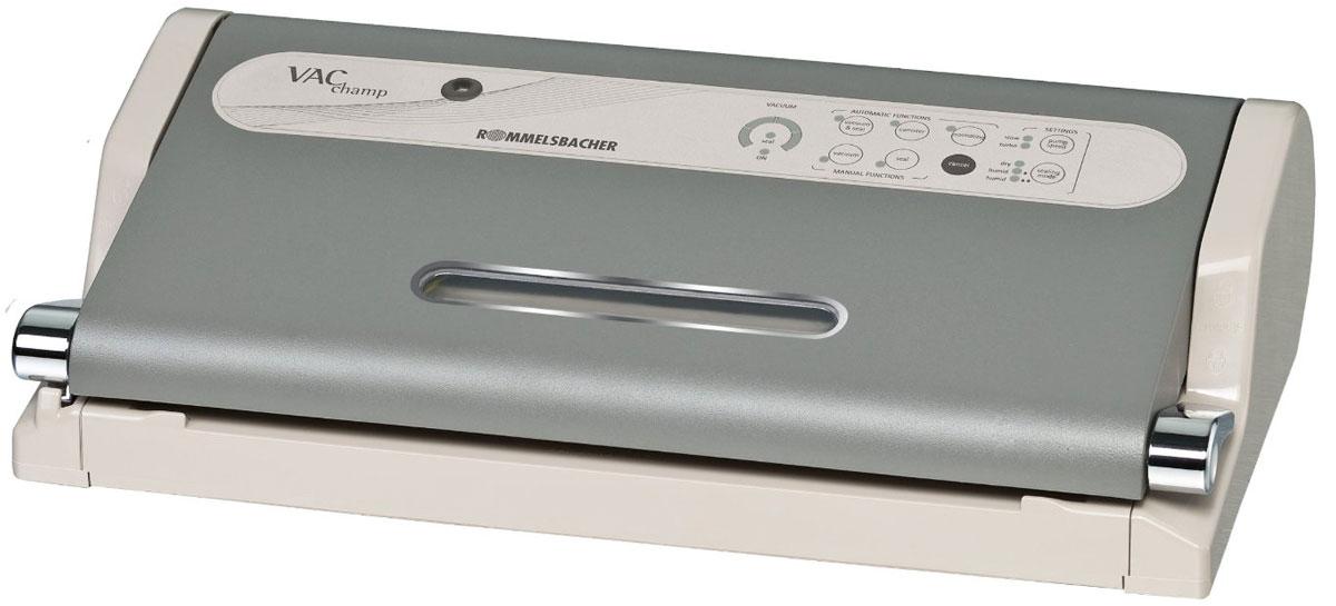 Rommelsbacher VAC 500 вакуумный упаковщик