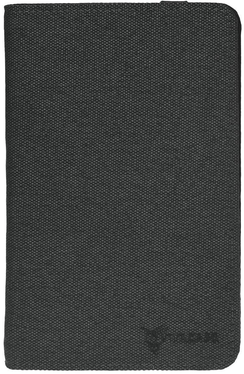 Vivacase Caviar чехол для Samsung Galaxy Tab 4 8, Black (VSS-STCV08-bl)VSS-STCV08-blЧехол Viva Caviar для предназначен для защиты Samsung Galaxy Tab 4 8 от механических повреждений и влаги. Крепление NVS позволяет надежно зафиксировать устройство. Имеется свободный доступ ко всем разъемам планшета.