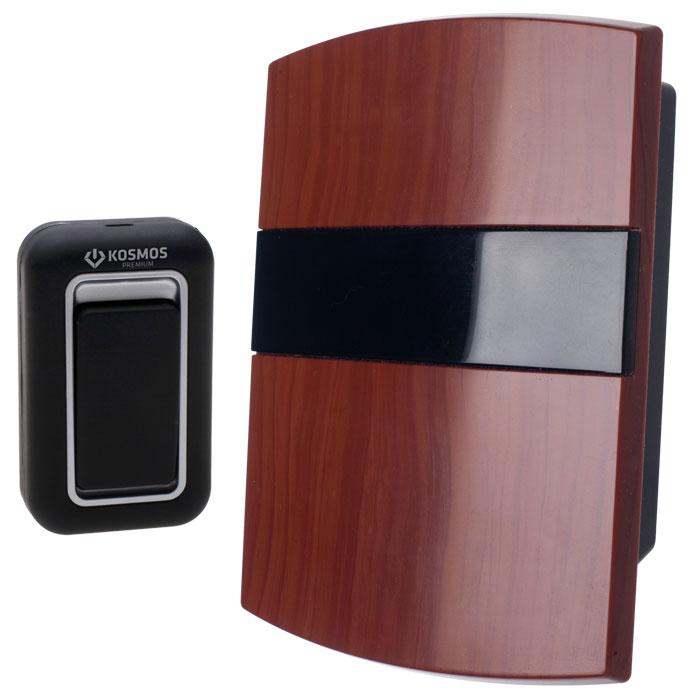 Беспроводной звонок Kosmos Premium. KOC_689KOC_689Беспроводной звонок Kosmos Premium - это современное многофункциональное устройство вызова. Он может применяться как дверной звонок в квартире, на даче, в коттедже или как индивидуальное устройство вызова. Особенности беспроводного звонка Kosmos Premium: 3-х позиционная регулировка громкости, 25 полифонических мелодий, 4-х тональная полифония нового уровня, Технология CFC (система изменения частотных каналов) исключает одновременное срабатывание нескольких звонков, Брызгозащитная кнопка IP44 защищена от воздействия воды и может устанавливаться на улице Беспроводной сигнал на расстоянии до 100 метров.