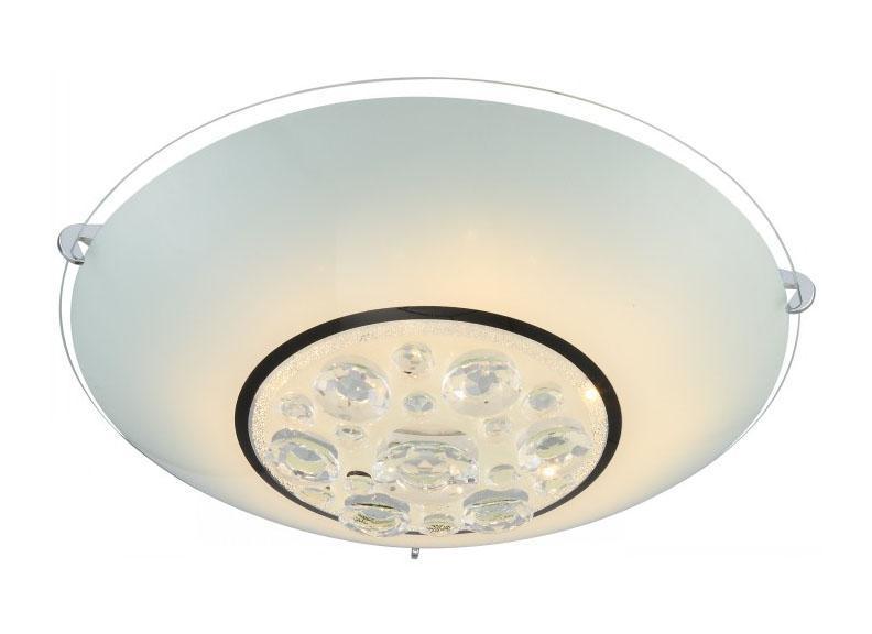 48175-8 LOUISE Потолочный светильник48175-8Светильник globo LOUISE 48175-8 настенно потолочный представлен со светодиодными и люминесцентными лампами, что позволяет экономить потребление электроэнергии при достаточной освещенности. Но компания не ограничивает свое производство выпуском настенно-потолочных светильников, а также выпускает люстры, бра, торшеры, подсветки, а также уличные потолочные и не только светильники. Материал: Арматура: Металл / Плафон: Стекло Цвет: Арматура: Серебристый / Плафон: Матовый Размер: 25х25х10 Материал: Арматура: Металл / Плафон: Стекло Цвет: Арматура: Серебристый / Плафон: Матовый Размер: 25х25х10