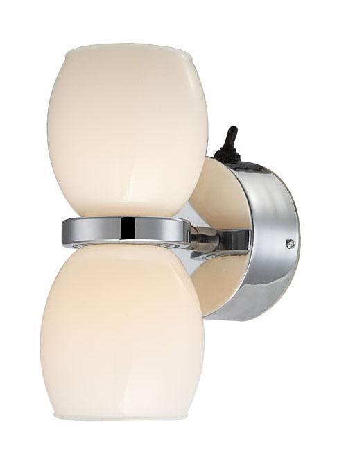 44200-2W DANO Бра44200-2W Бра DANO 44200-2W в стиле модерн создают теплую, простую и уютную обстановку, отлично впишутся в дизайн кафе. Металлическое основание серого цвета, материал плафона из стекла. Бра с максимальной мощностью 6W осветит комнату, площадью 1 кв.м.
