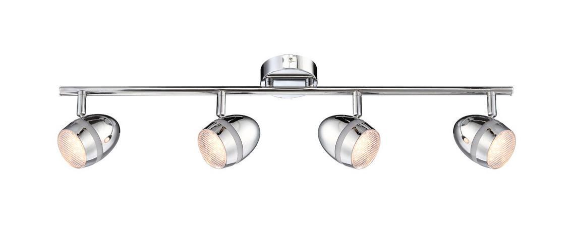 56206-4 MANJOLA Спот56206-4Споты MANJOLA 56206-4 в стиле модерн - идеальный вариант для оформления элегантного интерьера спальни. Металлическое основание серого цвета отлично сочетается с плафоном из пластика. Точечный светильник с максимальной мощностью 3W осветит жилое пространство, площадью не более 1 кв.м. Материал: Арматура: Металл / Плафон: Пластик Цвет: Арматура: Серебристый / Плафон: Прозрачный Размер: 66х8,5х16,2 Материал: Арматура: Металл / Плафон: Пластик Цвет: Арматура: Серебристый / Плафон: Прозрачный Размер: 66х8,5х16,2