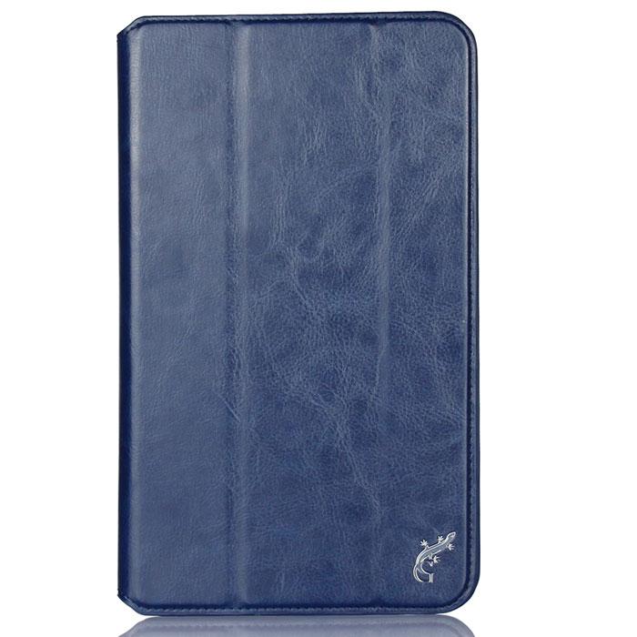 G-Case Executive чехол для Asus MeMO Pad 8, Dark BlueGG-533G-Case Executive - прочный и надежный чехол для вашего планшета Asus MeMO Pad 8, который удерживается в нем, благодаря широкой рамке по всему периметру корпуса. Высококачественные материалы гарантируют длительный срок службы чехла, а его конструкция - удобство использования, в том числе и как подставки с двумя устойчивыми положениями.