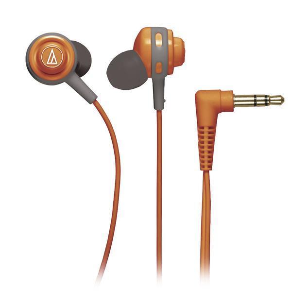 Audio-Technica ATH-COR150, Orange наушникиATH-COR150 ORНасыщенные текстурированные басы Чистый детализированный звук Легкость переноски и хранения благодаря катушке для намотки кабеля Дополнительный заушный фиксатор кабеля 8 цветовых решений