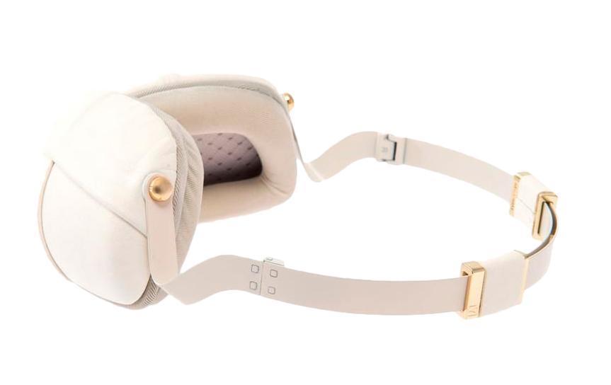 Molami Pleat, White Gold наушники с функцией гарнитуры