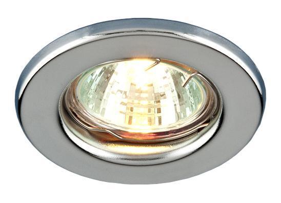 Точечный светильник Elektrostandard 9210 CH (хром)