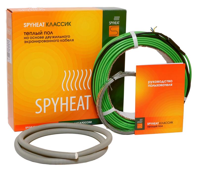 "Набор монтажный Spyheat ""Классик"", без термостата, 1800 Вт, 11,2-15 м2 SHD-15-1800"