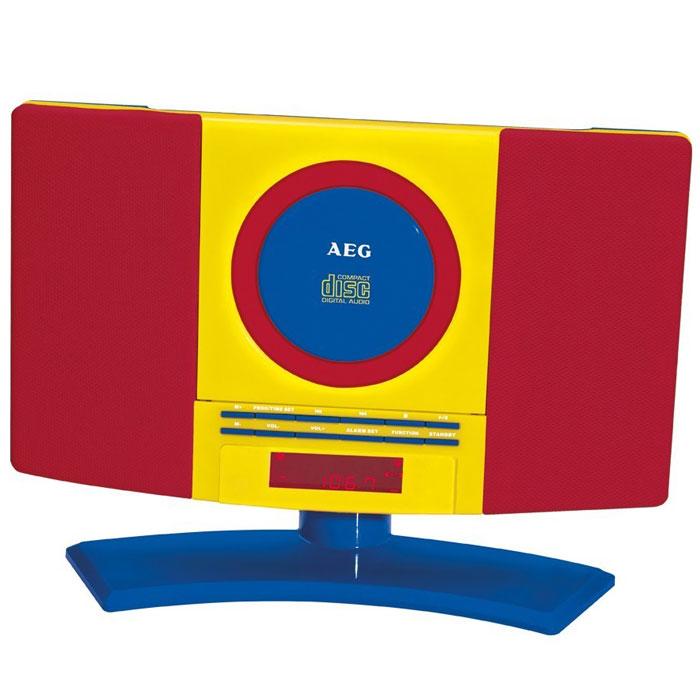 AEG MC 4464 Kids Line микросистема