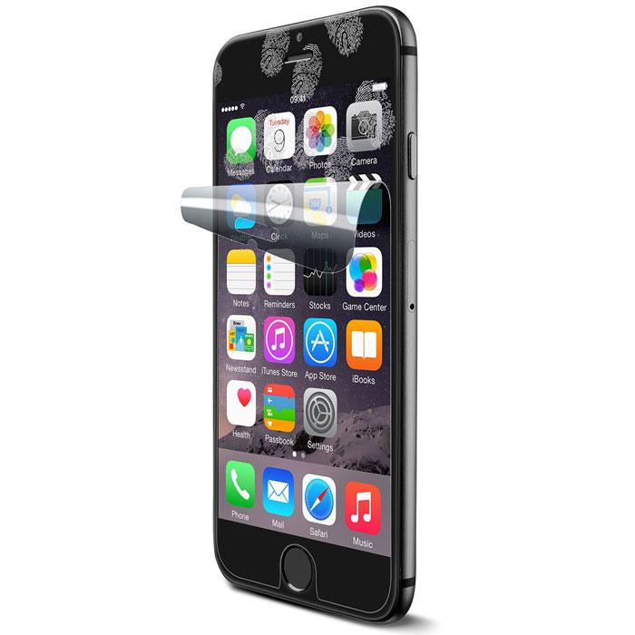 Cellular Line Ok Display Anti-Trace (21815) защитная пленка для iPhone 6 (2 шт)SPULTRAIPH647Cellular Line Ok Display Anti-Trace (21815) - защитная пленка для вашего смартфона предотвратит появление царапин и отпечатков пальцев без каких-либо ограничений уровня яркости дисплея устройства.