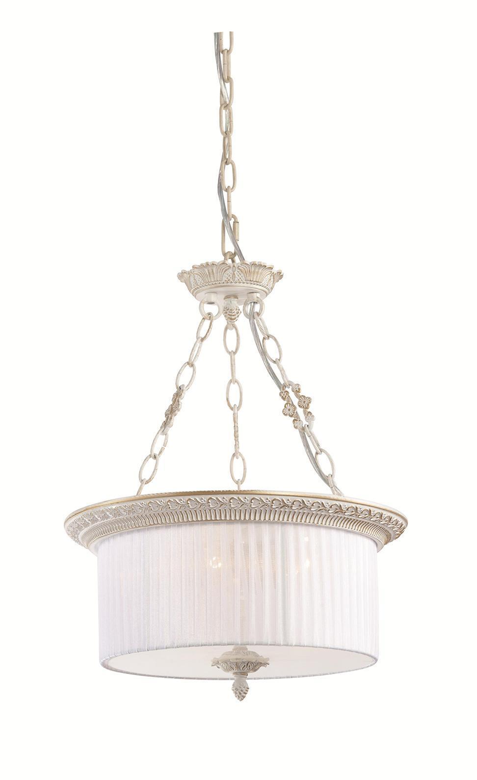 Подвесной светильник ST-Luce. SL134.503.03SL134.503.03Светильник SL134.503.03 - это красивый и оригинальный светильник, который поможет создать в доме неповторимую атмосферу тепла и комфорта. Данная модель изготовлена из высококачественных материалов, благодаря чему светильник прослужит длительный срок, а его элегантная форма подойдет для любого интерьера.