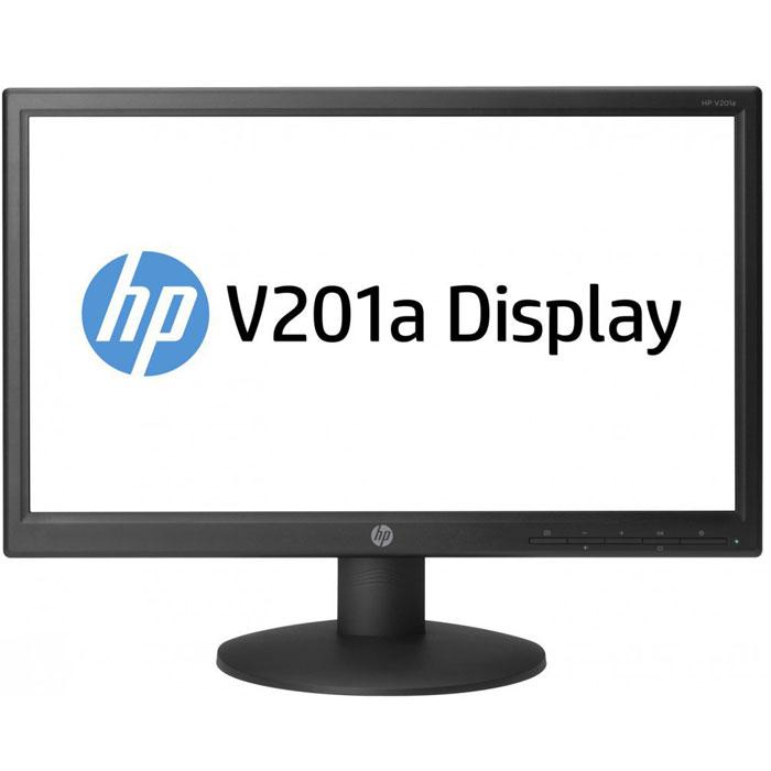 HP V201a мониторF8C55AAДоступный монитор бизнес-класса со светодиодной подсветкой, созданный для ежедневной работы. Получите все функции, необходимые для проведения бизнес-презентаций, по разумной цене и без ущерба для бюджета. Этот изящный тонкий монитор со светодиодной подсветкой и разрешением экрана 1600x900 оснащен входным портом VGA и поддержкой аудио, а также отличается компактностью благодаря экрану с диагональю 49,4 см (19.45). Контрастность, яркость, четкость изображения и экологичность, достойные оборудования бизнес-класса, но за доступную цену.Стиль и компактность, доступные по цене:Сделайте выбор в пользу стильного и недорогого монитора, который не займет много места на рабочем столе и станет отличным дополнением к ПК HP. Внутренний блок питания позволяет сохранить порядок на рабочем месте.Вход VGA и поддержка аудио позволяют быстро и просто подключать любые носители и устройства.Бизнес-презентации на экране с оптимальной для этих целей диагональю:Экран с диагональю 49,4 см (19.45) предоставляет достаточное пространство для выполнения повседневных задач.Монитор с соотношением сторон 16:9, широким углом обзора, динамической контрастностью 3 М:1, яркостью в 200 нит и временем отклика 5 мс обеспечивает четкое, ясное изображение.1 Вход VGA обеспечивает еще большее удобство подключения.Регулируемое положение:Возможность регулировки наклона позволяет найти самое удобное положение для работы.