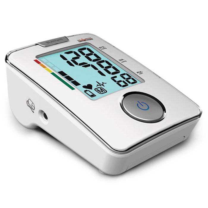 Тонометр с функцией диагностики аритмии B.Well WA-33 (M-L) with adapter6122019Автоматический тонометр B.Well WA-33 – это сочетание современных технологий и стильного дизайна по отличной цене. Прибор оснащен технологией Pulse Arrhythmia Detection, которая обладает высокой точностью в диагностике аритмии, определяет даже первые симптомы этого заболевания, отличает действительные признаки аритмии от схожих симптомов, вызванных, например, движениями руки во время измерения. Особенность прибора – великолепный дизайн. Прибор имеет большой дисплей при очень компактных размерах. Для того чтобы пользователь легко мог сориентироваться, является ли его давление нормальным или повышенным, тонометр WA- 33 оснащен шкалой индикации уровня давления. Конструкция прибора обеспечивает дополнительную защиту дисплея и рабочей поверхности. Измерить артериальное давление таким прибором очень просто. Достаточно правильно наложить манжету и нажать всего одну кнопку. Весь процесс измерения происходит автоматически благодаря функции Fuzzy Logic, ...