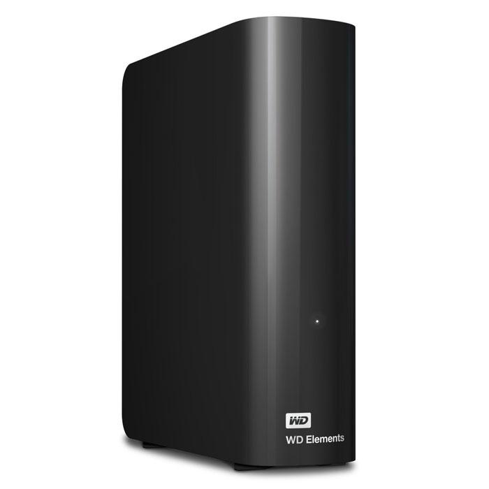 WD Elements Desktop 5TB (WDBWLG0050HBK-EESN) внешний жесткий диск