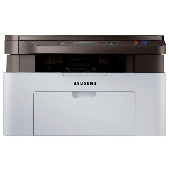 Samsung SL-M2070 МФУSL-M2070/FEVБлагодаря своей универсальности, МФУ Samsung M2070 является устройством типа 3-в-1, которое обеспечивает высокую эффективность работы любого офиса. Благодаря режимам печати, копирования и сканирования, МФУ M2070 может стать незаменимым инструментом любого офиса. Поддержка копирования удостоверений (ID Copy), режима N-up копирования и сканирования с отправкой по email означают, что одно многофункциональное устройство станет отличным помощником в вашем бизнесе. Печать из облака Google Cloud, где бы вы ни находились: Сервис Google Cloud Print работает на смартфонах, планшетах, ноутбуках, ПК и других устройствах, подключенных к Интернету. Простота в использовании: Рассчитанный на простую и интуитивно понятную эксплуатацию, МФУ M2070 экономит время и усилия. Easy Printer Manager. С помощью ПО Easy Printer Manager вы сможете дистанционно управлять работой принтера. Easy Document Creator: Easy Document Creator помогает...