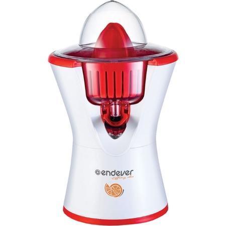Endever SkyLine JE-69 соковыжималка для цитрусовыхJE-69Свежевыжатый сок —это кладезь витаминов и минералов, так необходимых каждому человеку, а особенно детям, беременным женщинам, пожилым и ослабленным людям. Наслаждаться свежим натуральным соком круглый год, получать заряд бодрости и энергии Вам поможет электрическая соковыжималка Endever SkyLine JE-69. Данная соковыжималка компактна, проста в использовании, тихо работает, быстро разбирается, легко моется.