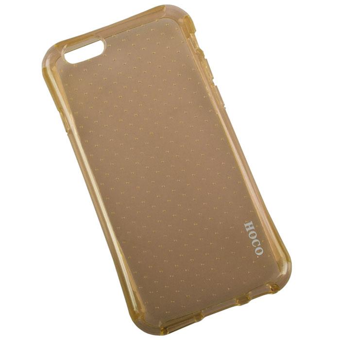 Hoco Armor Series защитная крышка для iPhone 6 Plus, GoldR0007592Противоударная задняя крышка (кейс) Hoco Armor Series для iPhone 6 Plus гарантирует надежную защиту корпуса вашего смартфона от внешнего воздействия (пыль, влага, царапины). Чехол изготовлен из качественного термопластика и имеет отверстия для камеры и разъемов.