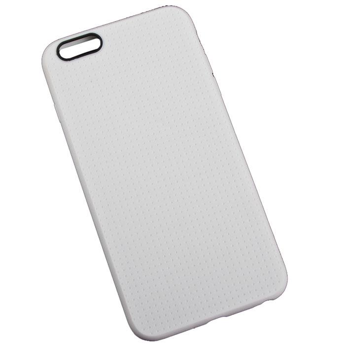 Liberty Project Мелкая точка чехол для iPhone 6 Plus, WhiteR0006642Чехол Liberty Project Мелкая точка для iPhone 6 Plus защитит ваш гаджет от механических повреждений и влаги. Чехол имеет свободный доступ ко всем разъемам и клавишам устройства.