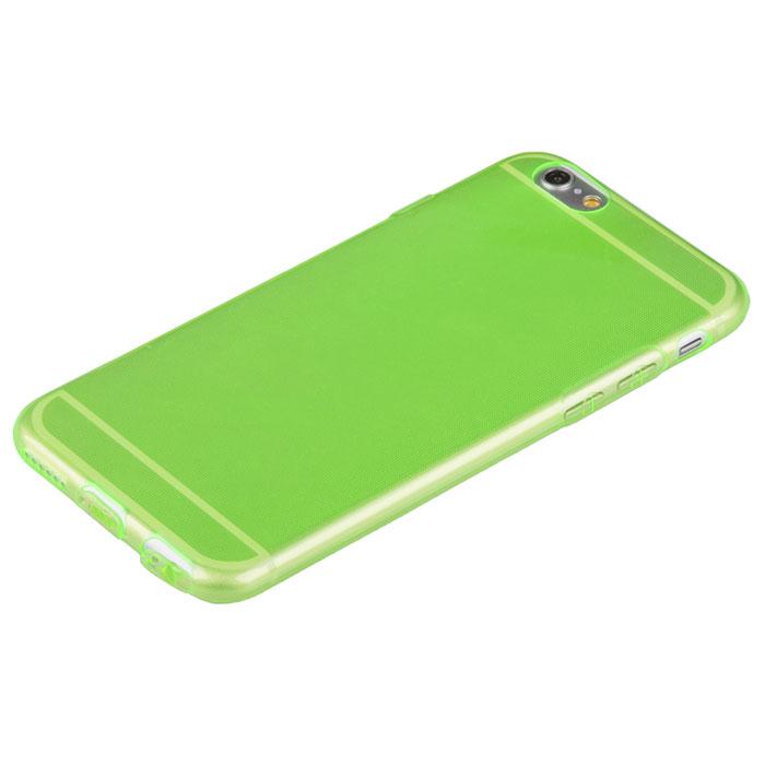 Liberty Project TPU чехол для iPhone 6, GreenR0005482Чехол Liberty Project TPU Case для iPhone 6 защитит ваш гаджет от механических повреждений и влаги. Чехол имеет свободный доступ ко всем разъемам и клавишам устройства.