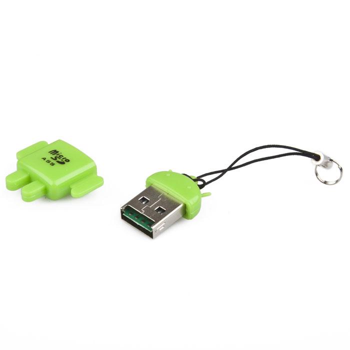 Liberty Project Android A55, Green картридерR0001312Liberty Project All in 1 - устройство передачи данных с карт памяти через интерфейс USB на ваш компьютер.