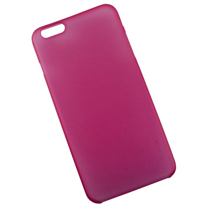 Hoco Thin Series PP защитная крышка для iPhone 6 Plus, PinkR0007602Задняя крышка Hoco Thin Series для iPhone 6 Plus гарантирует надежную защиту корпуса вашего смартфона от внешнего воздействия (пыль, влага, царапины). Чехол изготовлен из качественного пластика и имеет отверстия для камеры, разъемов и кнопок.