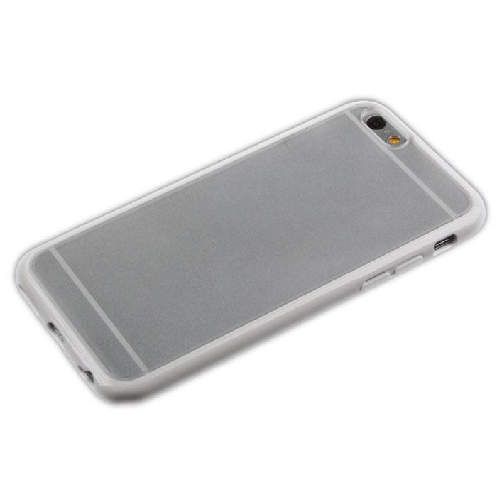 Liberty Project защитная крышка для iPhone 6, White ClearR0006715Защитная крышка Liberty Project для iPhone 6 защитит ваш гаджет от механических повреждений. Чехол имеет свободный доступ ко всем разъемам и клавишам устройства.