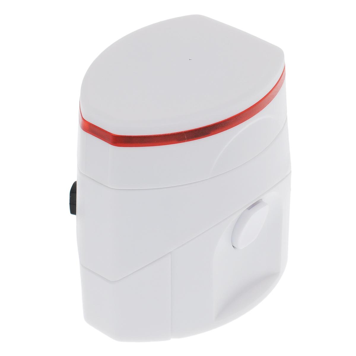 Liberty Project зарядное устройство с адаптерами 1АR0002Адаптер сетевого питания Liberty Project - незаменимая вещь для путешественников и людей, часто бывающих в разъездах. Теперь вам больше не придётся искать в гостинице нужный вам разъем или возить с собой кучу приспособлений для подзарядки. Универсальный переходник подходит для розеток более 150 стран. Также имеет 2 встроенных разъема USB для зарядки телефонов, МР3-плееров, планшетов и многого другого. Подходит для зарядки iPod, iPhone, iPad, Blackberry и телефонов других производителей. Компактность прибора позволит вам поместить его в любой саквояж или даже дамскую сумочку. Прибор лёгкий по весу и не составит вам абсолютно никаких неудобств при транспортировке.