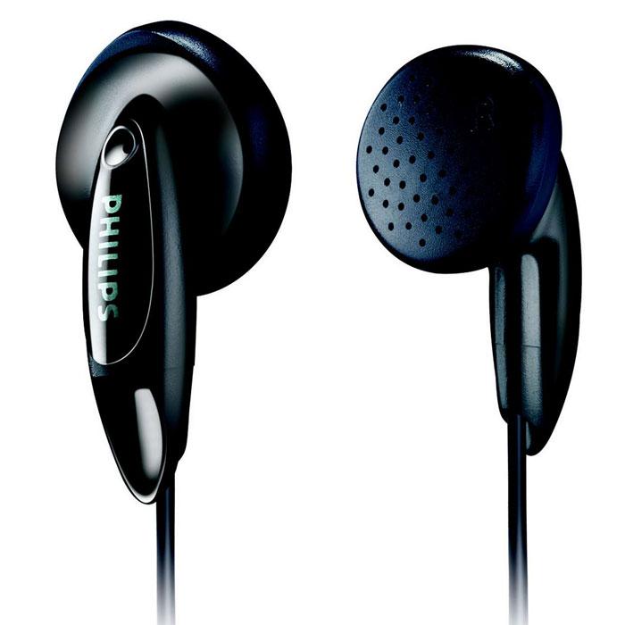 Philips SHE1350/00 наушникиSHE1350/00Наушники-вкладыши Philips SHE1350 с расширенным воспроизведением басов отличает ощущение комфортности ношения и качественное воспроизведение музыки. Достаточно небольшой для оптимальной подгонки и в то же время достаточно большой для обеспечения чистого звучания без искажений, этот 15-мм излучатель имеет идеальный размер для прослушивания. Отверстия для НЧ оптимизируют поток воздуха для улучшения звучания с глубокими богатыми басами.