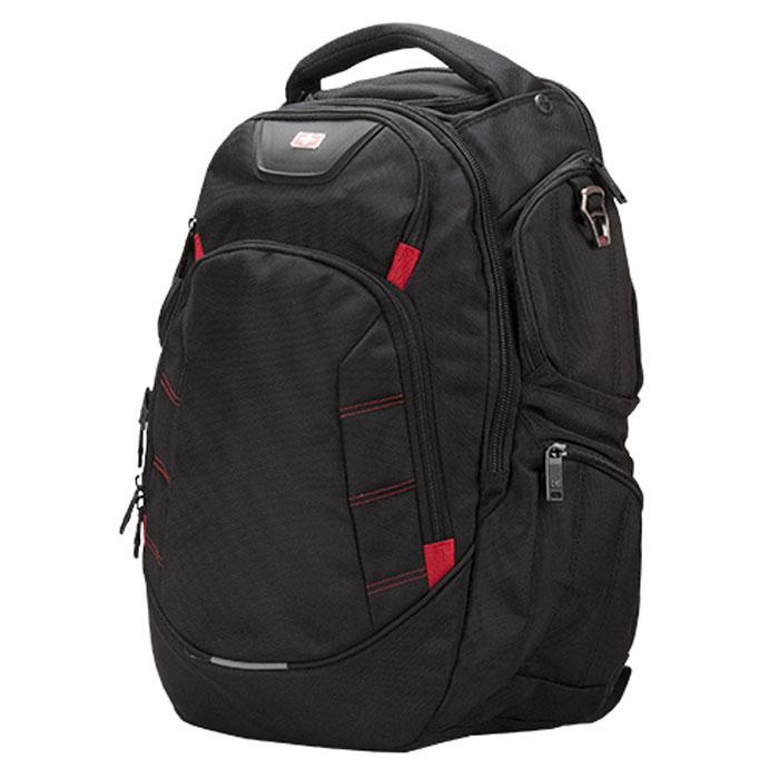 Continent BP-303, Black рюкзак для ноутбука 15,6 cпецальн набори нструментв для полмерно глини