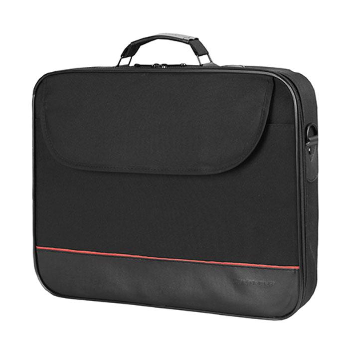 Continent CC-100 BK сумка для ноутбука 15,6