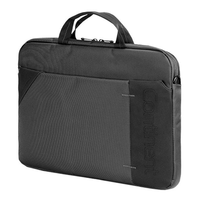Continent CC-205, Grey сумка для ноутбука 15,6