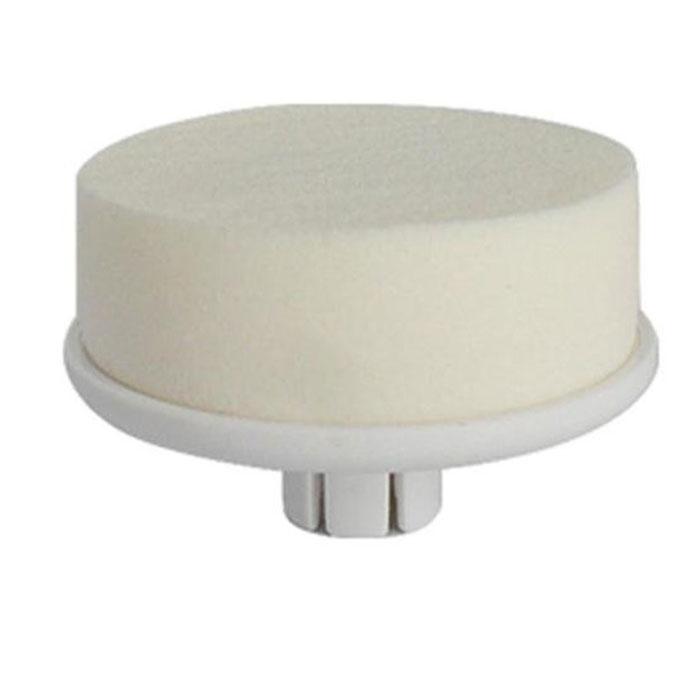 Touchbeauty Запасная щетка к приборам для очищения кожи при умывании AC-07595AC-07595Специальная губка Touchbeauty AC-07595 для равномерного нанесения обычного или тонального крема. С помощью этой насадки Вы сэкономите время и косметические средства, т.к. крем наносится тонким слоем и быстро впитывается. Используется вместе с приборами для очищения серий AS-0759.