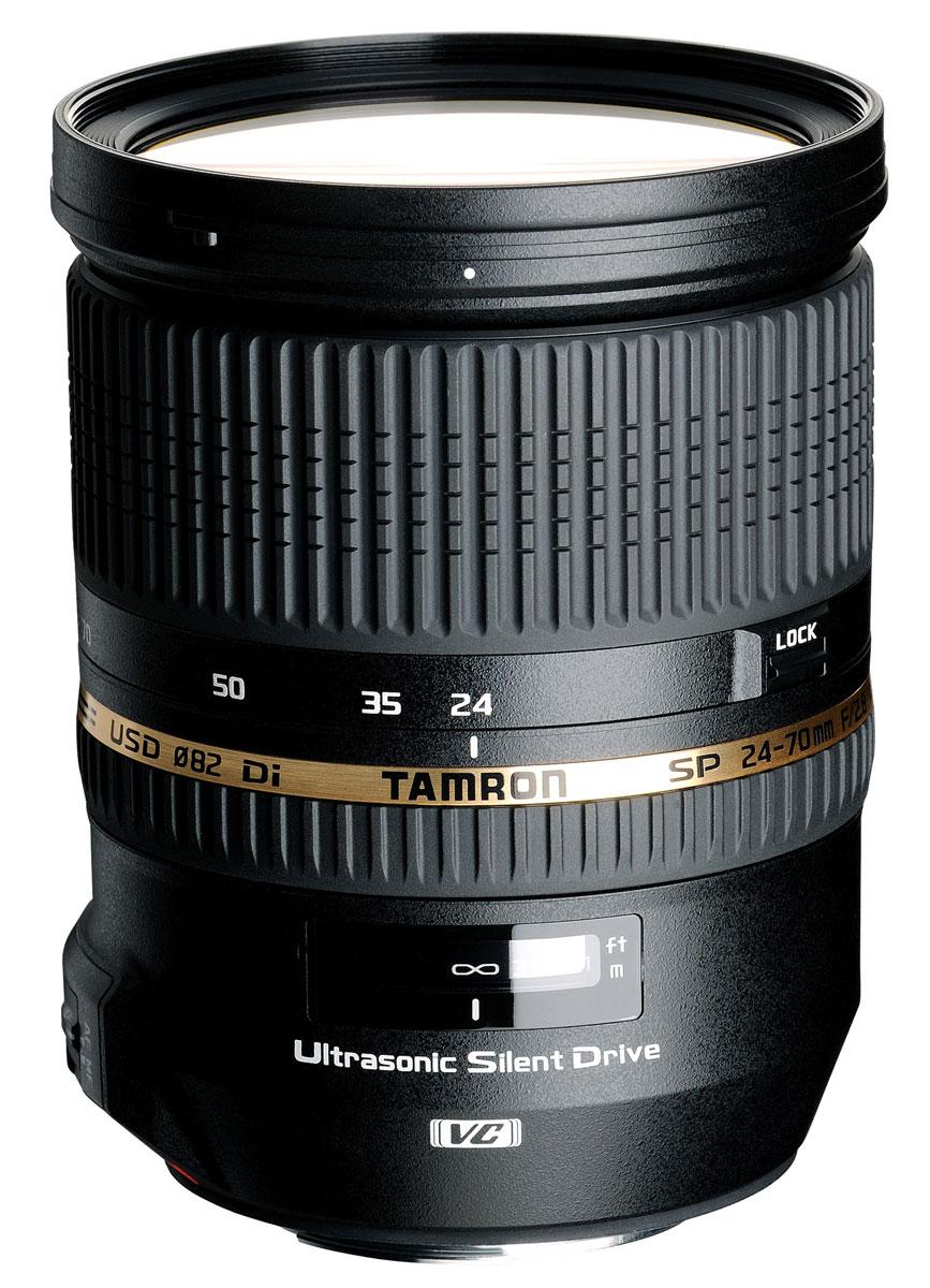 Tamron SP 24-70mm f/2.8 Di VC USD, Canon объектив