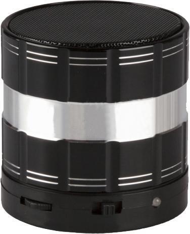 Liberty Project S26, Black беспроводная колонкаR0004239S26 - это портативная акустическая система, совместимая с большинством аудио устройств. Небольшие размеры и встроенный аккумулятор дают возможность использовать колонки в мобильном режиме, в любом месте, где нет электричества. Скромные с виду динамики обеспечивают вполне серьезную громкость и с легкостью озвучивают небольшое помещение или место пикника, отдыха. Для подключения можно использовать стандартный аудиоразъем 3.5 мм или Bluetooth соединение. S26 - прекрасное решение для всех, кто хочет слушать любимую музыку в компании и не зависеть от розетки.