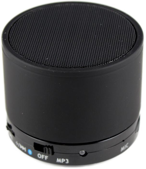 Liberty Project S10, Black беспроводная колонкаR0001259Liberty Project S10 - это компактная портативная акустическая система, совместимая с большинством аудио устройств. Небольшие размеры и встроенный аккумулятор дают возможность использовать колонки в мобильном режиме, в любом месте, где нет электричества. Скромные с виду динамики обеспечивают вполне серьезную громкость и с легкостью озвучивают небольшое помещение или место пикника, отдыха. Для подключения можно использовать стандартный аудиоразъем 3.5 мм. Liberty Project S10 - прекрасное решение для всех, кто хочет слушать любимую музыку в компании и не зависеть от розетки. Кроме того, у данной модели акустики есть возможность воспроизводить аудиофайлы непосредственно с карты памяти.