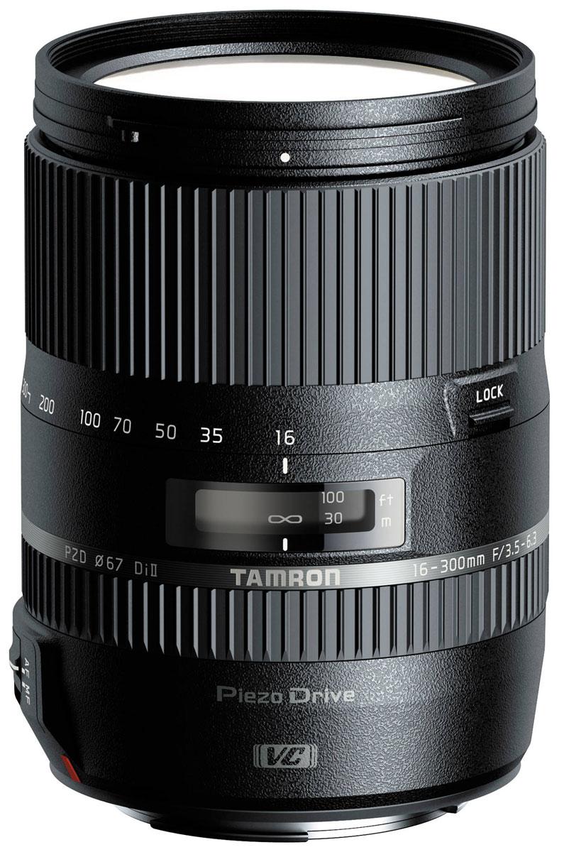 Tamron 16-300mm F3.5-6.3 Di II VC PZD, Canon объектив