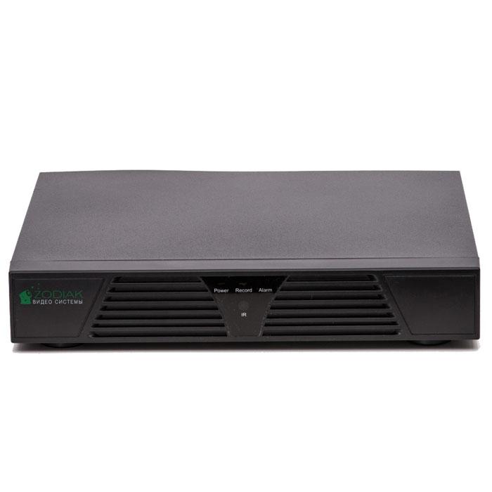 Zodiak N9014 IP видеорегистратор (4 канала) N9014,T004505
