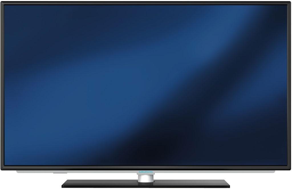 Grundig 32VLE4500BMMRK000Grundig 32VLE4500BM – это прекрасный современный телевизор с полным набором всех необходимых функций. HD разрешение и LED подсветка обеспечивают непревзойденное качество изображения с насыщенными и яркими цветами, делая просмотр телепередач истинным удовольствием. Тонкая рамка повышает удобство просмотра, а строгий дизайн способен дополнить любой интерьер. Телевизор имеет все необходимое для комфортного и универсального использования: множество портов, функцию умного телевизора, возможность подключения к сети интернет. Полное погружение Представленная модель не оставит вас равнодушным к качеству ее изображения: HD разрешение позволяет добиться максимальной четкости и различить даже самые мелкие детали, а равномерная LED подсветка дает яркие, насыщенные цвета и картинку, максимально приближенную к реальной. Окунитесь в атмосферу происходящего на экране Получить максимум удовольствия от просмотра позволяет качественная...