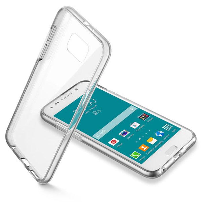Cellular Line Clear Duo чехол для Samsung Galaxy S6CLEARDUOGALS6TЧехол Cellular Line Clear Duo для Samsung Galaxy S6 предназначен для защиты корпуса смартфона от механических повреждений и царапин в процессе эксплуатации. Имеет свободный доступ ко всем разъемам и кнопкам устройства.