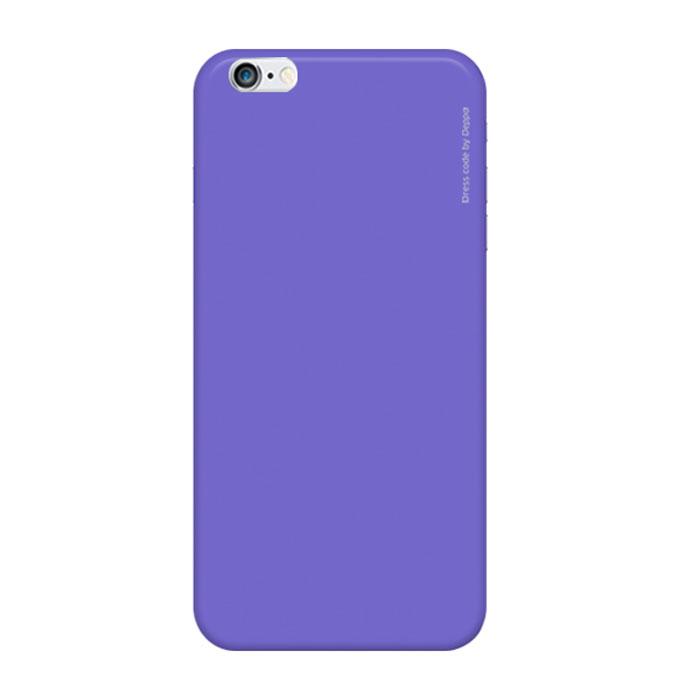 Deppa Air Case чехол для iPhone 6, Purple83117Чехол Deppa Air Case для iPhone 6 предназначен для защиты корпуса смартфона от механических повреждений и царапин в процессе эксплуатации. Имеется свободный доступ ко всем разъемам и кнопкам устройства. Чехол изготовлен из поликарбоната Teijin производства Японии с покрытием Soft touch.
