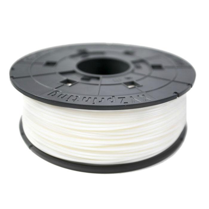 XYZ пластик ABS в катушке, Nature 1,75 ммRF10XXEU0CCПластик ABS от XYZ Printing долговечный и очень прочный полимер, ударопрочный, эластичный и стойкий к моющим средствам и щелочам. Один из лучших материалов для печати на 3D принтере. Пластик ABS не имеет запаха и не является токсичным. Температура плавления215-250°C. АБС пластик для 3D-принтера применяется в деталях автомобилей, канцелярских изделиях, корпусах бытовой техники, мебели, сантехники, а также в производстве игрушек, сувениров, спортивного инвентаря, деталей оружия, медицинского оборудования и прочего.