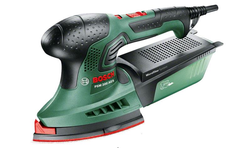 Мультишлифмашина Bosch PSM 200 AES 06033B602006033B6020Мультишлифмашина PSM 200 AES