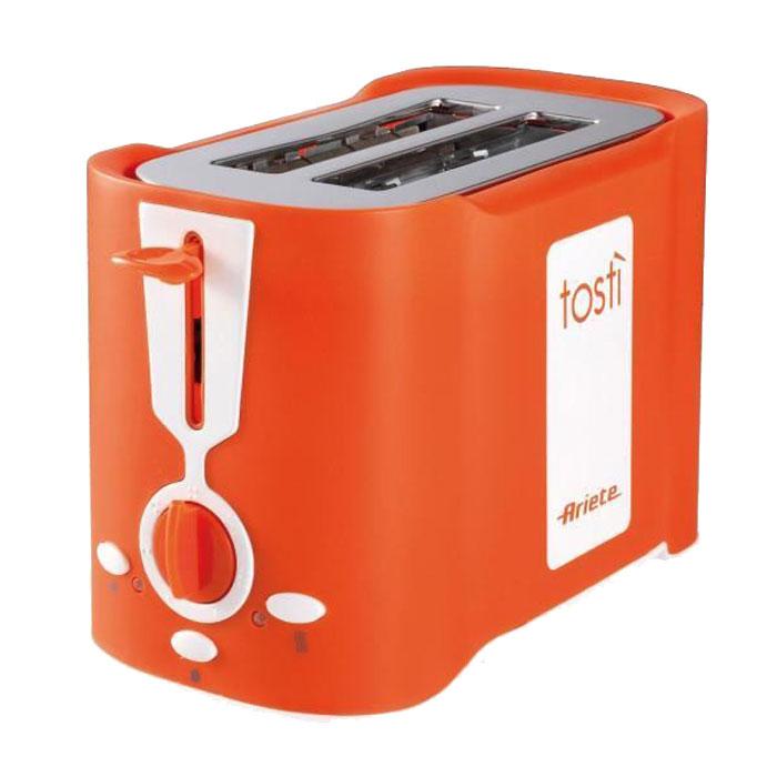 Ariete Tosti, Orange тостер (124/21) тостер ariete 186 party time red