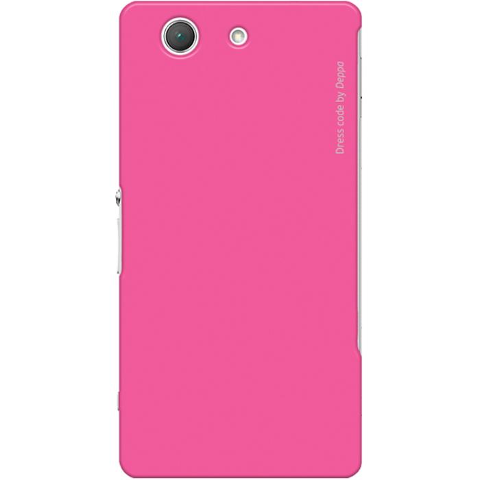 Deppa Air Case чехол для Sony Xperia Z3 Compact, Pink83147Чехол Deppa Air Case для Sony Xperia Z3 Compact предназначен для защиты корпуса смартфона от механических повреждений и царапин в процессе эксплуатации. Имеется свободный доступ ко всем разъемам и кнопкам устройства. Чехол изготовлен из поликарбоната Teijin производства Японии с покрытием Soft touch.