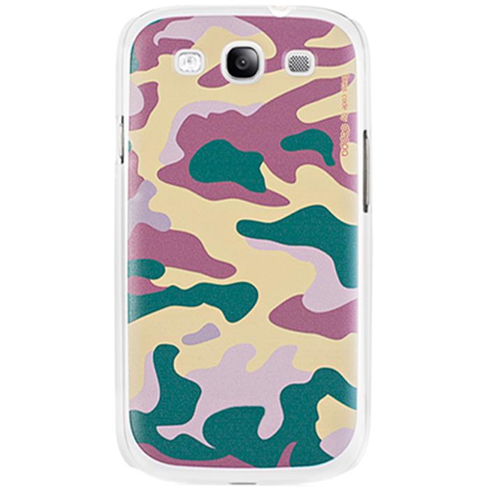 Deppa Military Case чехол для Samsung Galaxy SIII, Pink85011Чехол Deppa Military Case для Samsung Galaxy SIII предназначен для защиты корпуса смартфона от механических повреждений и царапин в процессе эксплуатации. Имеется свободный доступ ко всем разъемам и кнопкам устройства. В комплект также входит защитная пленка из трехслойного японского материала PET.