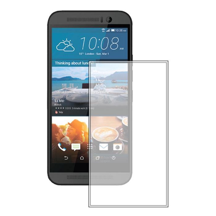 Deppa защитное стекло для HTC One M9, прозрачное (0.3 мм)61966Защитное стекло с олеофобным покрытием Deppa для HTC One M9 защитит экран вашего устройства от царапин. Данная модель изготовлена из закаленного стекла Asahi производства Японии.