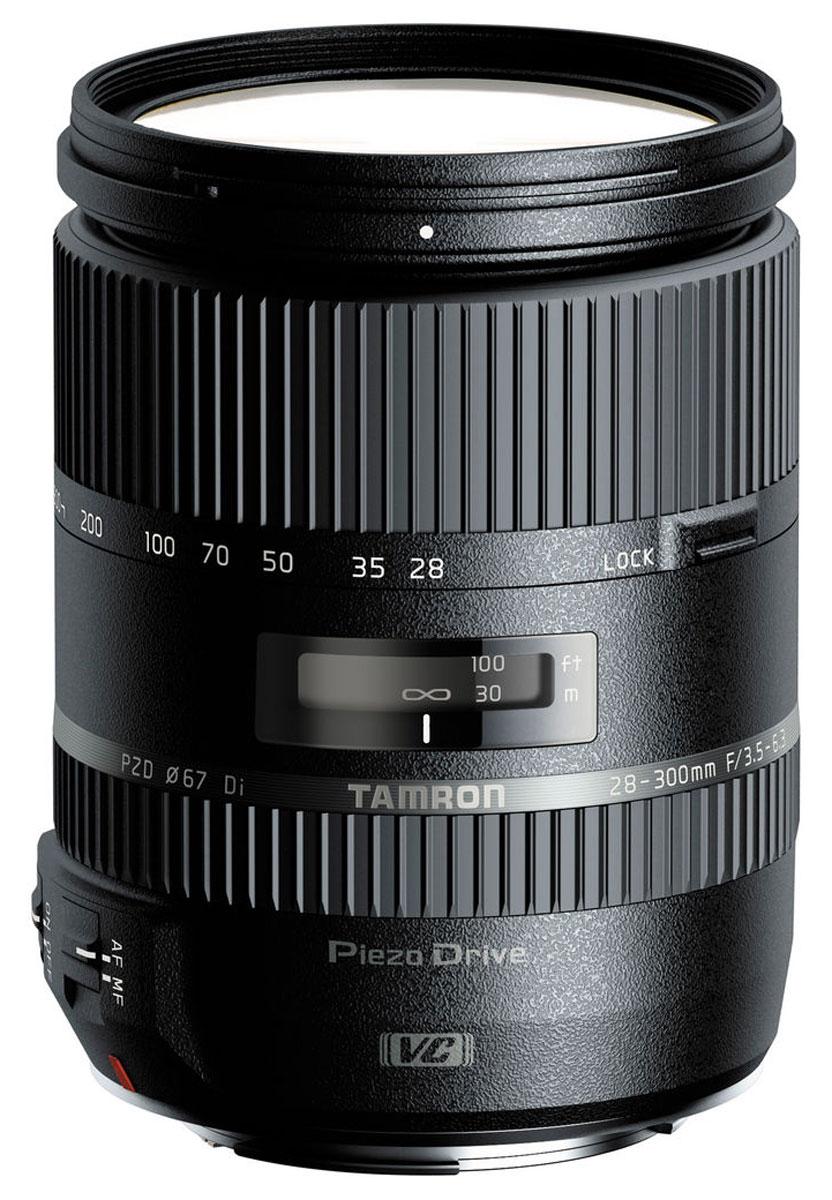 Tamron 28-300mm F/3.5-6.3 Di VC PZD, Sony объектив