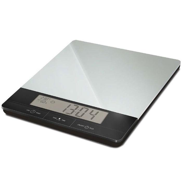 CASO I 10 весы кухонныеI10Элегантные дизайнерские кухонные весы/метеостанция CASO I10 с зеркальной платформой идеально подойдут для вашей кухни. CASO I10 ваш незаменимый помощник при взвешивании любых продуктов. Очень точный сенсор нагрузки и немецкое качество делают эти весы обязательной покупкой! Благодаря встроенным датчикам, вы можете не только измерять вес, но и температуру и влажность воздуха.